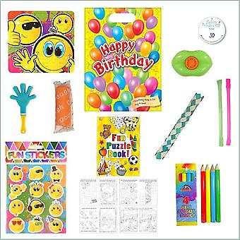 Just Fill Ready to Make Party Bag - Unisex Fun Option 2