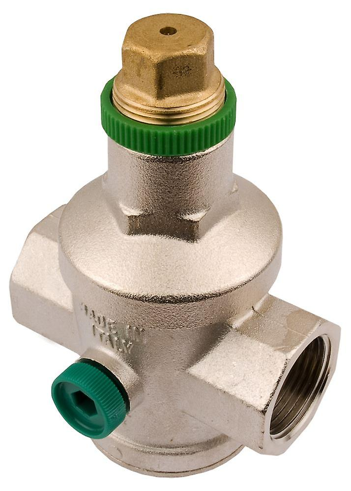 Adjustable Pressure Reduction Valve 1/2 3/4 1 inch BSP Female Reduce to 0.5-5BAR