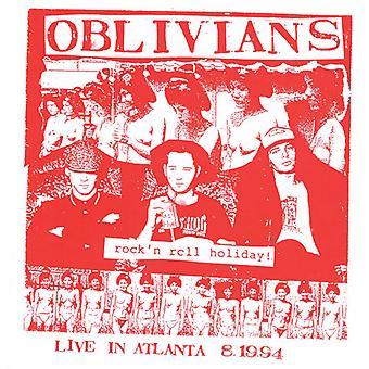 Oblivians - Rock N Roll ferie: Bor i Atlanta [Vinyl] USA import