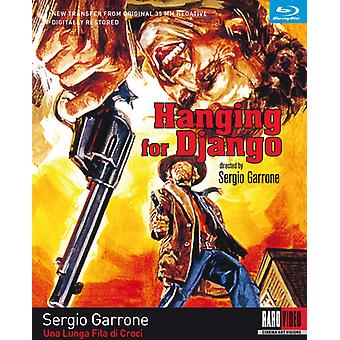 Hængende for Django [BLU-RAY] USA import