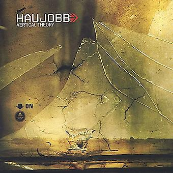 Haujobb - Vertical Theory [CD] USA import
