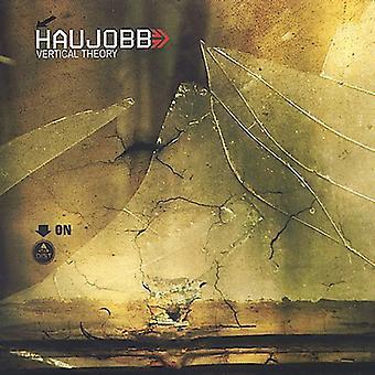 Haujobb - Vertical Theory [CD] USA import