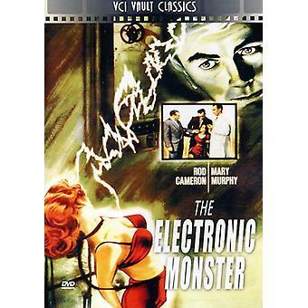 Elektronisk Monster, [DVD] USA importerer