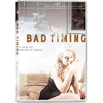 Bad Timing [DVD] USA import