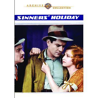 De zondaar vakantie [DVD] USA import