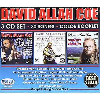 David Allan Coe - 30 Songs [CD] USA import