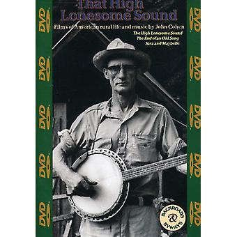 That High Lonesome Sound-Class [DVD] USA import