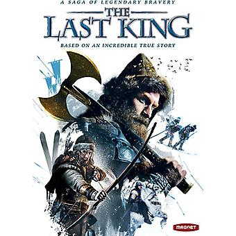Last King [DVD] USA import
