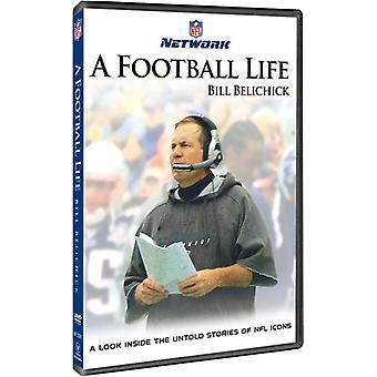 Bill Belichick [DVD] USA importerer