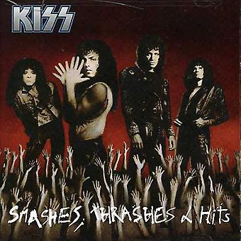 Kiss - Smashes Thrashes & Hits [CD] USA import