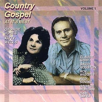 Land evangeliet på det bedste - Vol. 1-land evangeliet på det bedste [CD] USA import