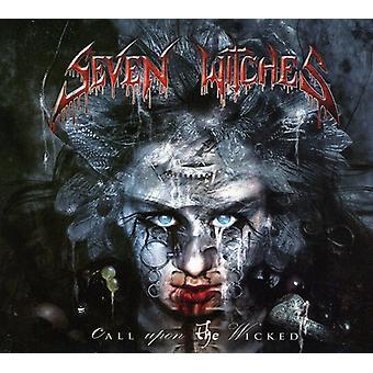 Syv hekse - ring efter vilde [CD] USA import