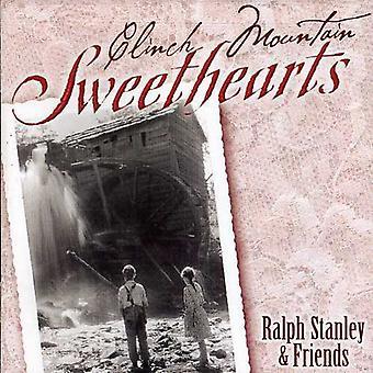 Ralph Stanley & venner - Klinke Mountain kærester [CD] USA import