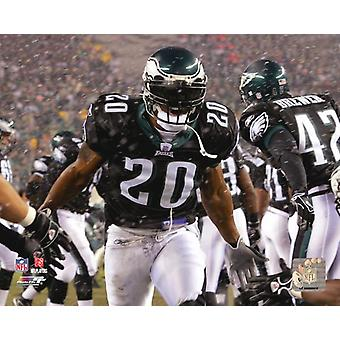 Brian Dawkins 2005 Action Photo Print