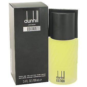 Alfred Dunhill Men Dunhill Edition Eau De Toilette Spray By Alfred Dunhill
