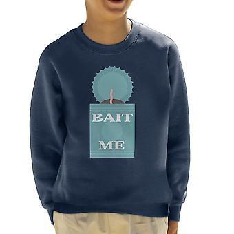 Aas Me visserij Kid's Sweatshirt