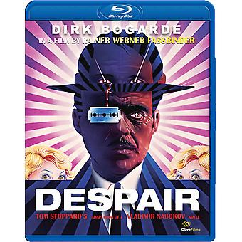 Despair (1978) [BLU-RAY] USA import
