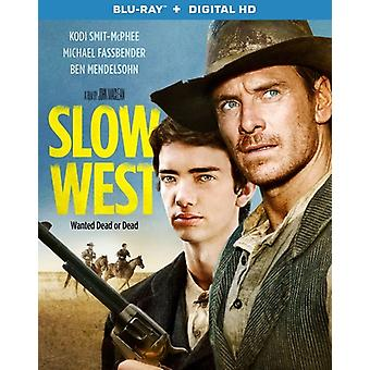 Slow West [BLU-RAY] USA import