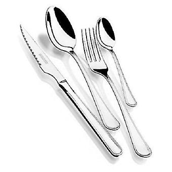 Monix Manila September 24 pieces stainless steel cutlery