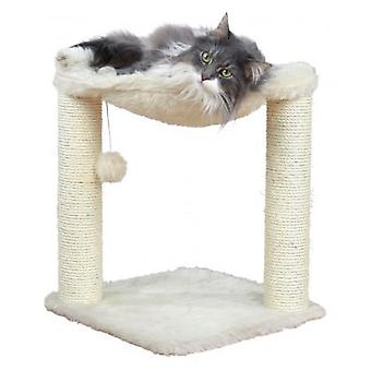 Trixie Scratching Post Baza 50 cm Cream (Cats , Toys , Scratching Posts)