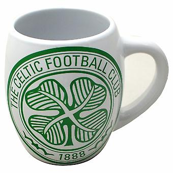 Celtic FC Official Football Crest Design Tea Tub Mug