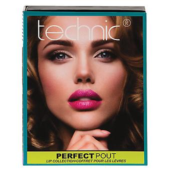 TECHNIC perfecte Pout Lip collectie cadeauset