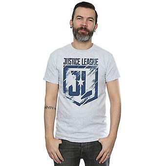 DC Comics mäns Justice League film Indigo Logo T-Shirt