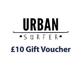 Urban Surfer Gift Voucher
