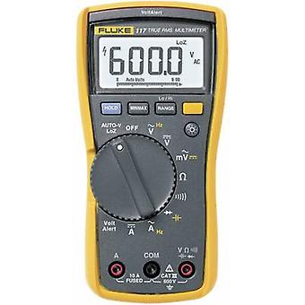 Fluke 117 Handheld multimeter Digital Calibrated to: Manufacturer's standards (no certificate) CAT III 600 V Display (c