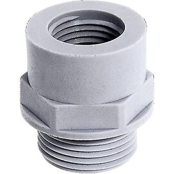 Cable gland extension M12 M16 Polyamide Light grey (RAL 7035) LappKabel SKINDICHT EKU-M 12x1,5/16x1,5 1 pc(s)