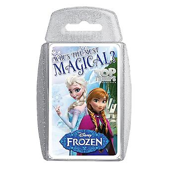 Top Trumps Disney Frozen Who's the most magical