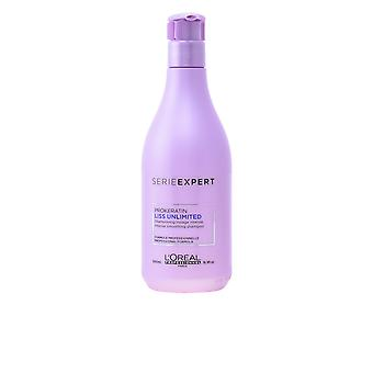 L'oreal Expert Professionnel Liss Unlimited Shampoo 500ml Unisex New