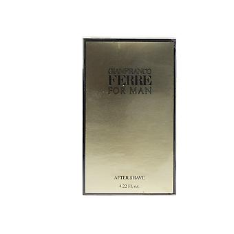 Giafranco 'Ferre Homme' After Shave 4.2oz/125ml New In Box