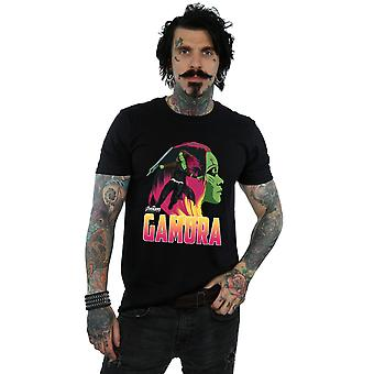 Marvel Men's Avengers Infinity War Gamora Character T-Shirt