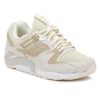 Saucony Herren Creme Grid 9000 stricken Trainer