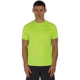 Atreven hombres 2b socavar la camiseta de entrenamiento secado rápido acoplamiento del poliester