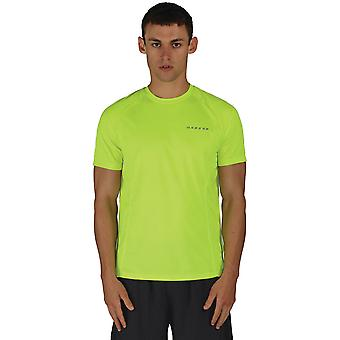2b Mens Dare ondermijnen Polyester Mesh snel drogen Workout T-Shirt