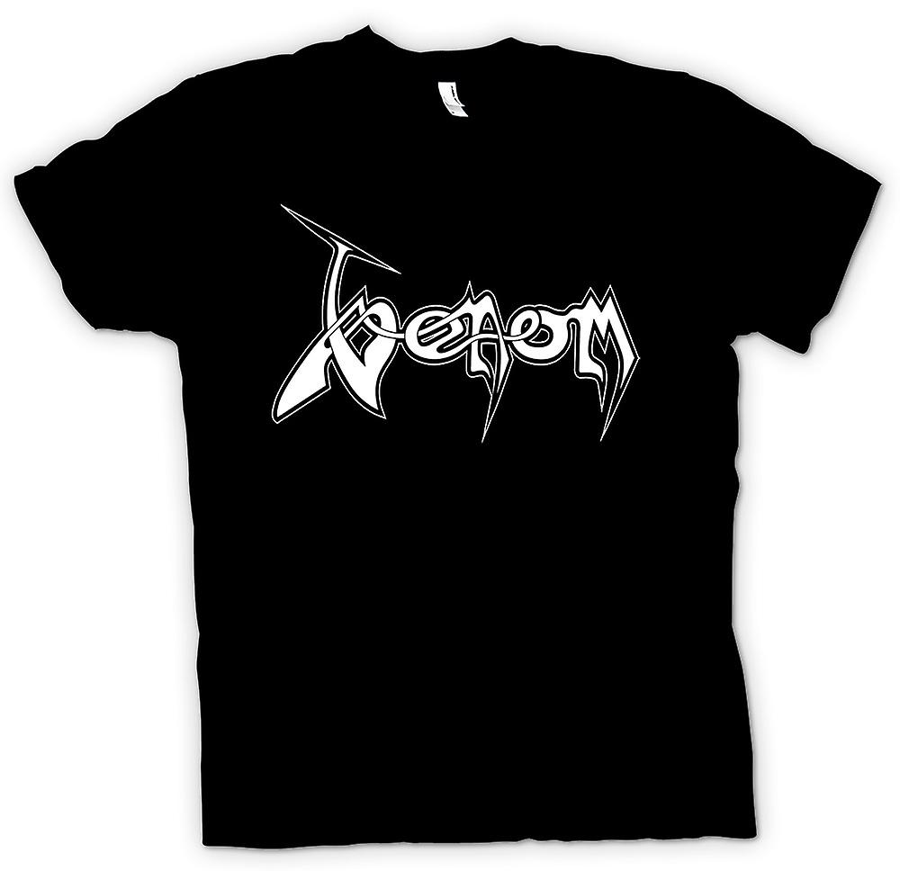 Mens T-shirt - Venom - Death Metal Band