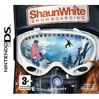 Shaun White Snowboarding (Nintendo DS)