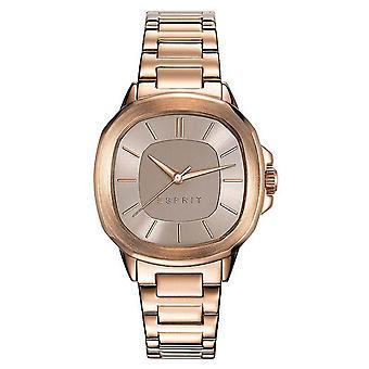 ESPRIT damer se armbånd se Fiona Rosé rustfritt stål ES108632003