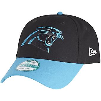 Nowa era 9Forty Cap - ligi NFL Carolina Panthers czarny
