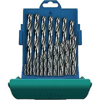 Heller 28707 4 HSS Metal twist drill bit set 25-piece cut Cylinder shank 1 Set