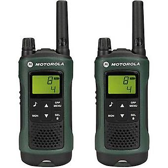 Motorola Solutions TLKR T81 HUNTER TLKR T81 HUNTER PMR Handtransceiver 2-teiliges Set