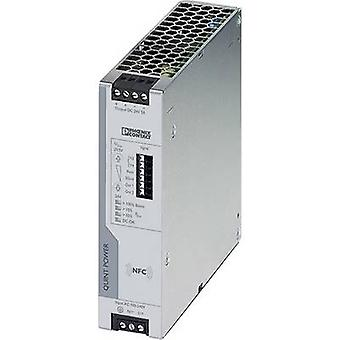 Phoenix Contact QUINT4-PS/1AC/24DC/5 Rail mounted PSU (DIN) 24 Vdc 5 A 1 x