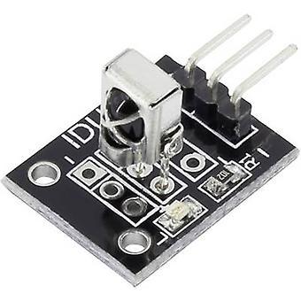 IR reciever module Iduino ST1089 1 pc(s) 5 Vdc