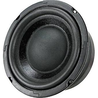 Renkforce 6-75 6.5  16.5 cm Speaker chassis 75 W 8 Ω