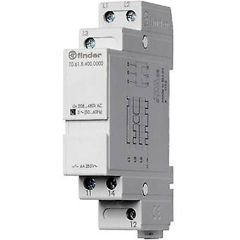 Monitoring relay 208 - 480 V AC 1 change-over 1 pc(s) Finder