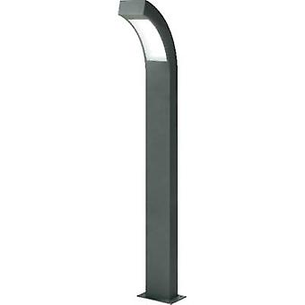 LED outdoor free standing light 4.5 W Daylight white EEC: LED (A++ - E) Esotec 105194 HighLine Anthracite
