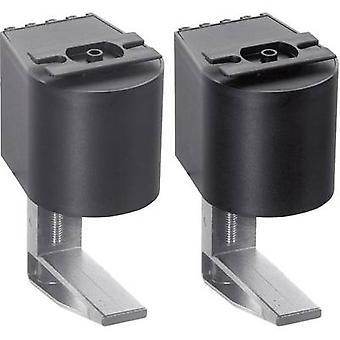 Crampe 2-pièces de serrage allant jusqu'à 8 mm 40 EVOline 99090205