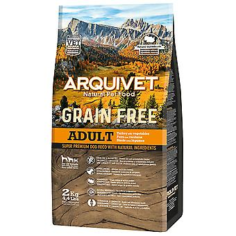 Arquivet Feed for Dogs Grain Free Adult Turkey (Dogs , Dog Food , Dry Food)